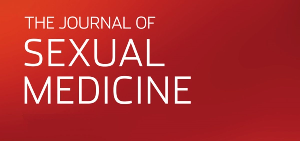 Publicación 2019 en The Journal of Sexual Medicine