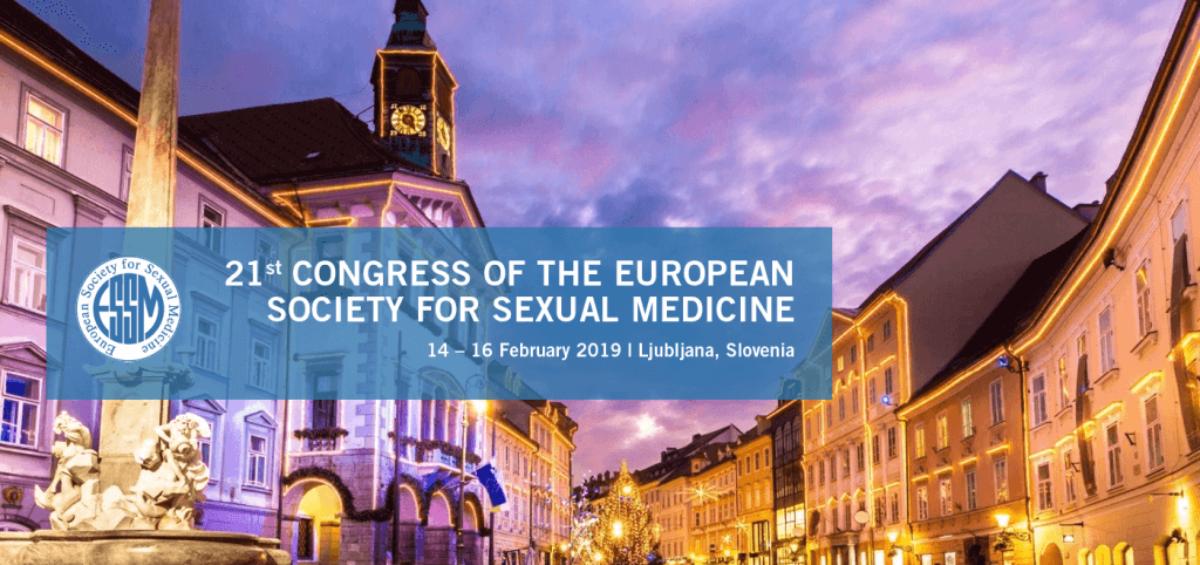 congreso anual de la Sociedad Europea de Medicina Sexual